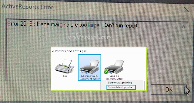 eSPT Tahunan PPh Badan 1771 error tidak bisa cetak