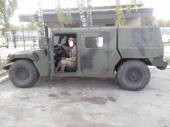 HMMWV М998 1809Б1 мод.практика