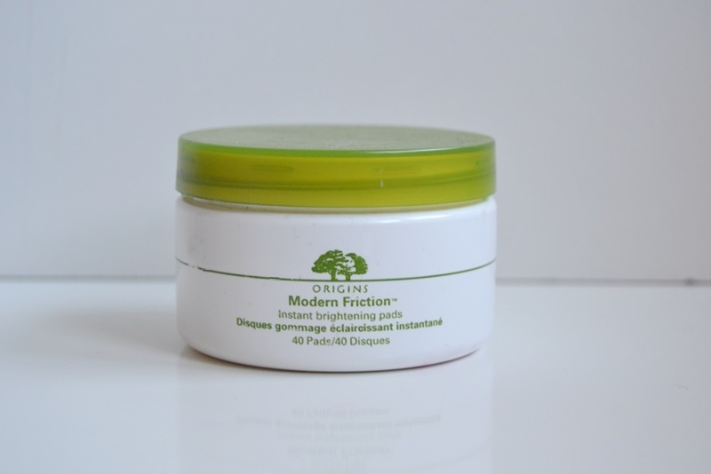 Origins Modern Friction Instant Brightening Pads Review
