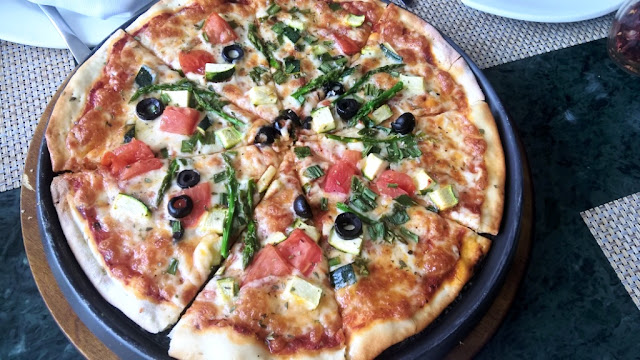 Where to have best vegetarian pizzas