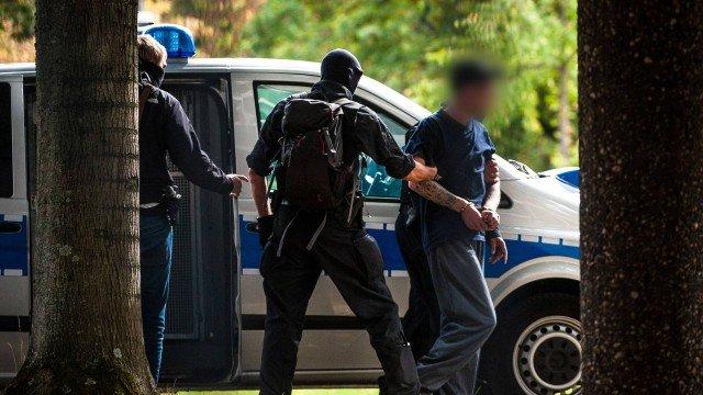 Alemanha prende grupo de extrema-direita