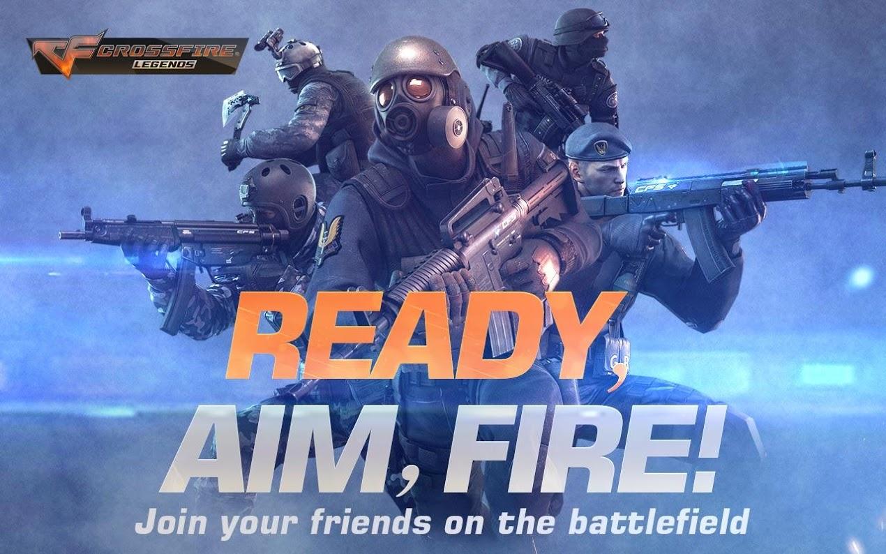 Tencent's CrossFire: Legends Sekarang Tersedia Untuk Android Di Play Store