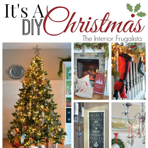 It's a DIY Christmas At Our Humble Home