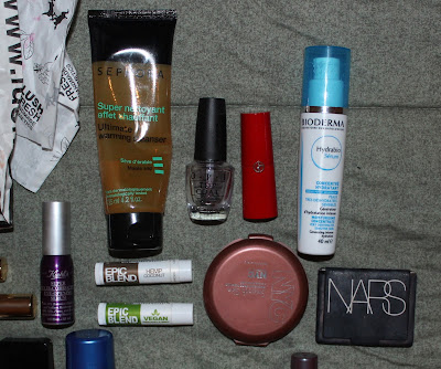 March 2016 Empties