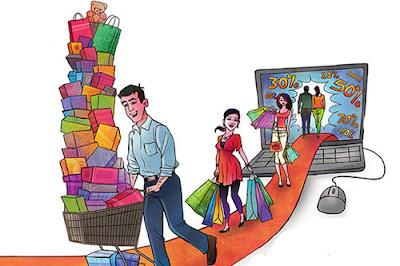 đội ngũ nhân viên giúp bán hàng online đắt khách