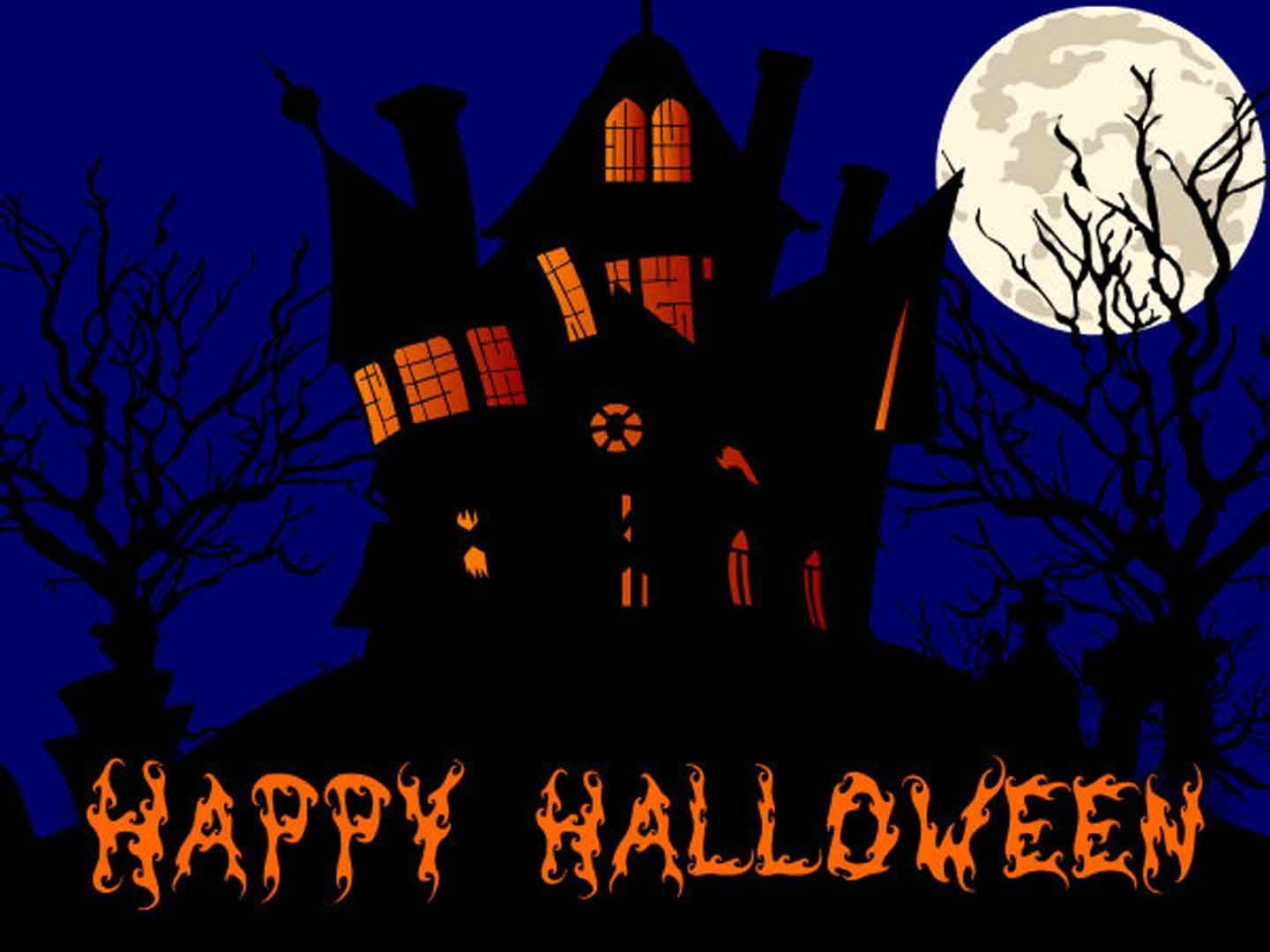 All Wallpapers: Happy Halloween hd Wallpapers 2013