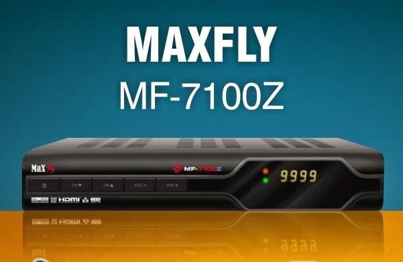 Colocar CS maxfly 7100Z Atualização maxfly mf 7100z ( v2.33 ) 06/10/2015 comprar cs