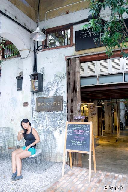 Awesome Canteen at Sekeping Victoria, Lebuh Victoria, Georgetown, Penang