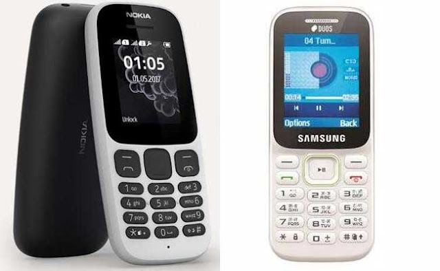 5 best feature phones, whose price is also low, specials too good