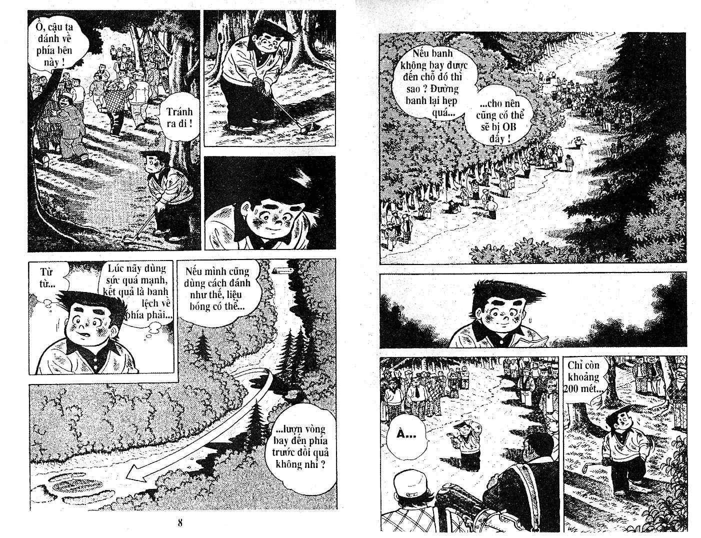 Ashita Tenki ni Naare chapter 20 trang 3