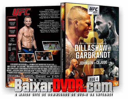 UFC 227 – Dillashaw vs. Garbrandt 2 (2018) ISO