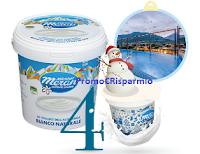 Logo Calendario dell'Avvento Latte Merano: vinci 240 premi subito e super premio finale