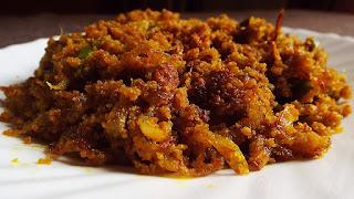 পেঁয়াজ পোস্ত | Bengali peyaj posto Recipe ||