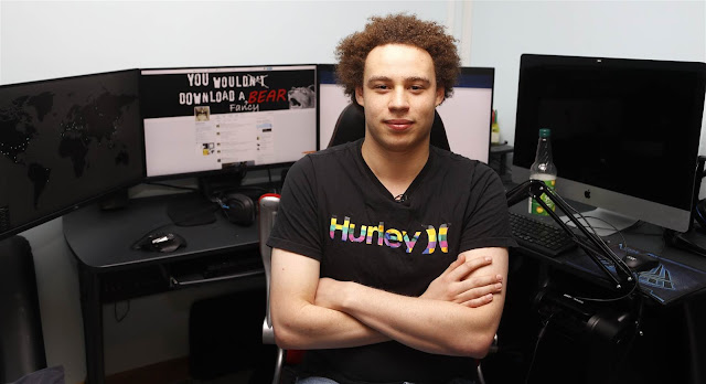 Image Attribute: Marcus Hutchins, cyber security researcher for Kryptos Logic