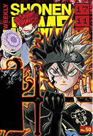 black clover,nonton anime,streaming anime,manga,black magic