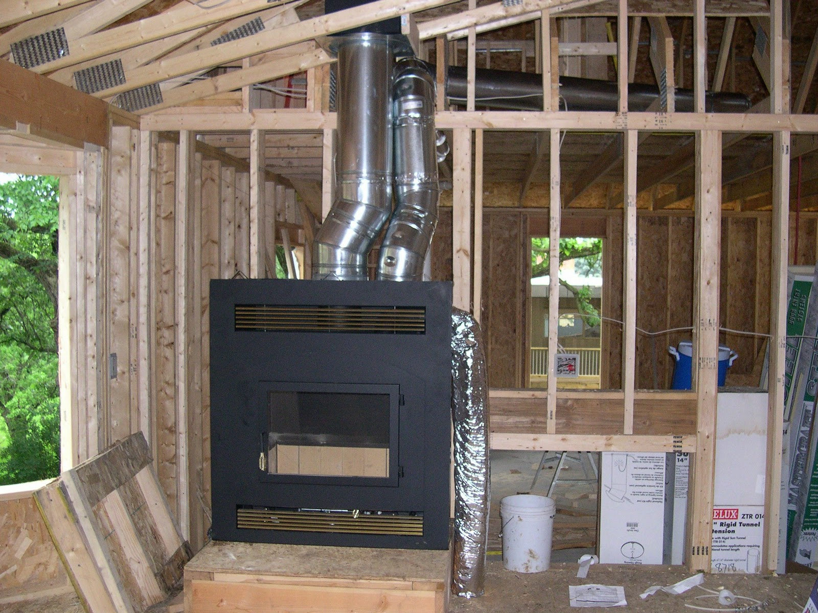 Acucraft Fireplaces Whole Home Heating