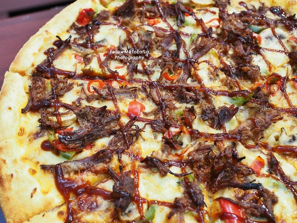 Follow Me To Eat La Malaysian Food Blog Domino S Pizza Malaysia