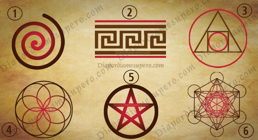 Descubre los patrones de tu espíritu: una prueba de geometría  sagrada