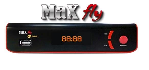 MAXFLY FIRE NOVA ATUALIZAÇÃO V2.115 - 31/10/2017