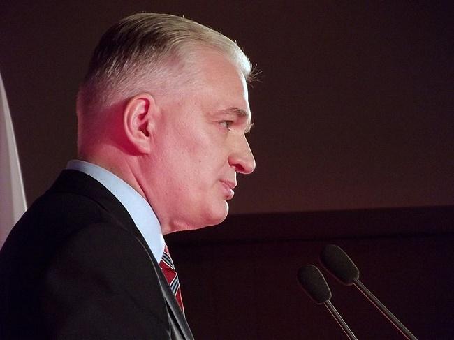 Minister Nauki i Szkolnictwa Wyższego Jarosław Gowin - fot. Piotr Drabik /  CC BY 2.0