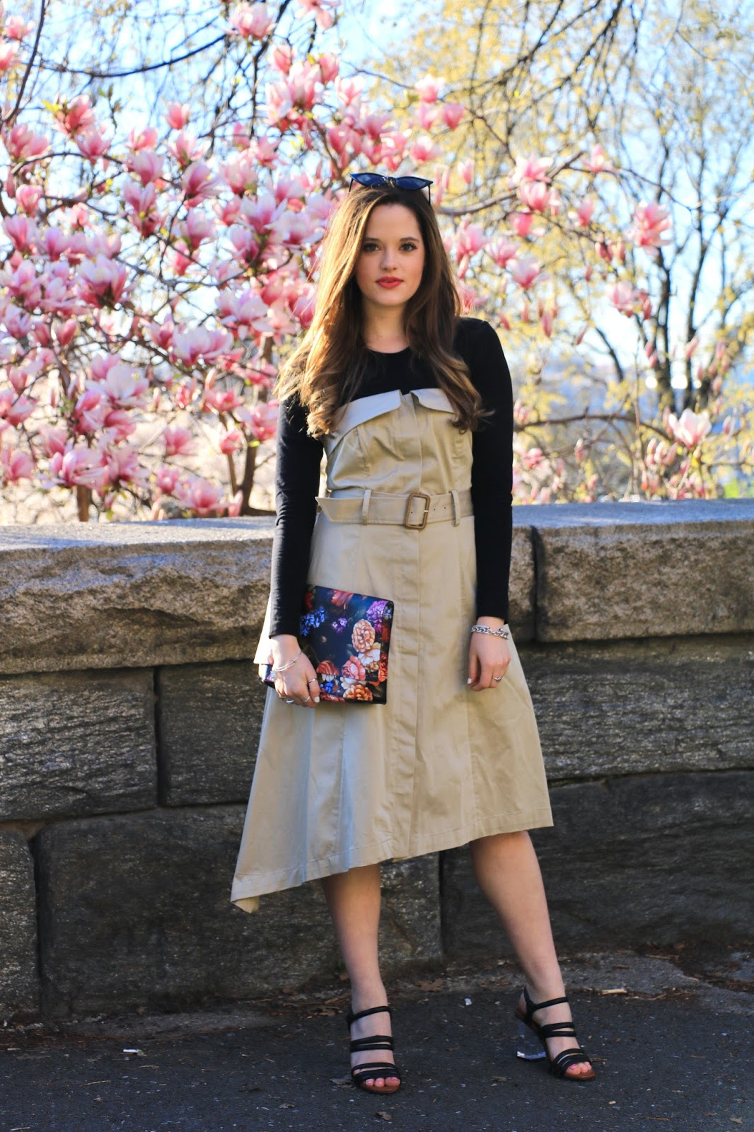 Nyc fashion blogger Kathleen Harper's spring fashion ideas
