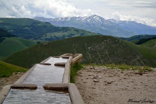 Verso il Monte Patino