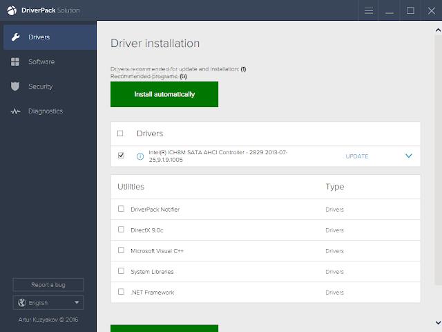 Download DriverPack Solution 17.7.101 Terbaru