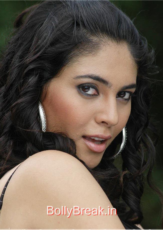 , Sherin Hot Face Close Ups From Latest Photo Shoot
