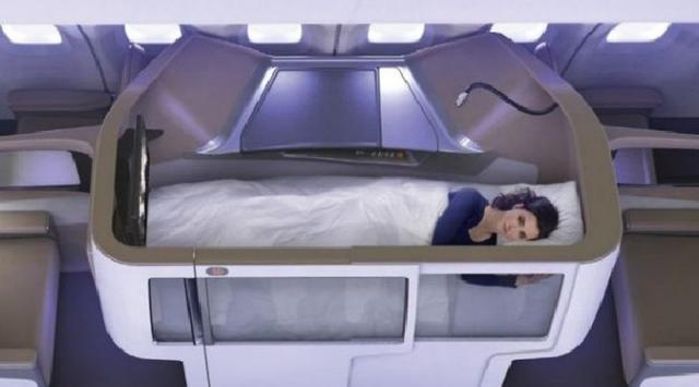 6 Powerful trick to be able to sleep on the plane