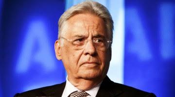 Polícia Federal abre inquérito para investigar ex-presidente FHC