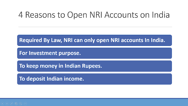 Why should you open NRI Account? Is it Mandatory