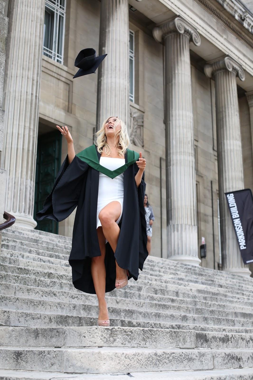 graduation style