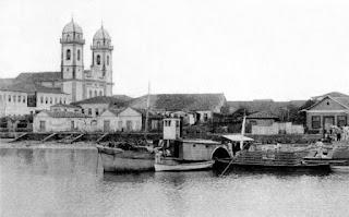 Uma (quase) revolta de escravos em Iguape