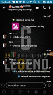 Tema BBM MOD Legend v3.3.4.48 Apk2