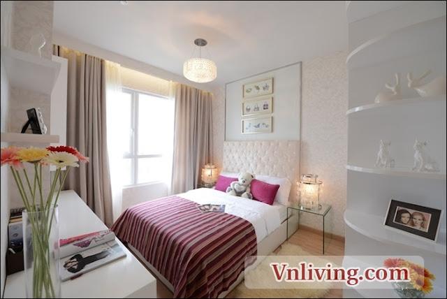 Masteri Thao Dien Apartment for rent 3 bedrooms highfloor saigon river view