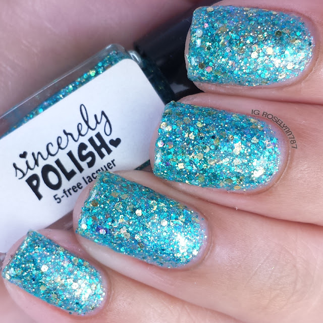 Sincerely Polish - Jasmine