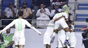بثلاث اهداف المنتخب السعودية يحقق فوز كبير على منتخب سنغافورة في تصفيات آسيا المؤهلة لكأس العالم 2022