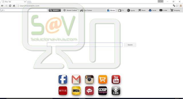 Searchnewtabtv.com