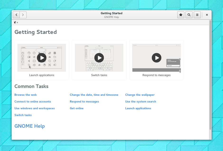 GNOME 3 14 Released, See What`s New ~ Web Upd8: Ubuntu / Linux blog