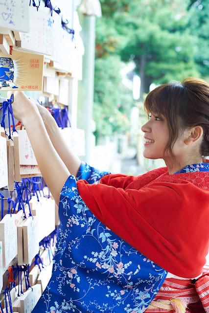 久松郁実 Ikumi Hisamatsu Weekly Georgia No 97 Extra Pics 16