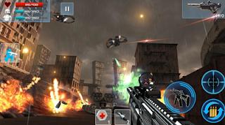 Game Enemy Strike 2 Unlimited Healt + Ammo