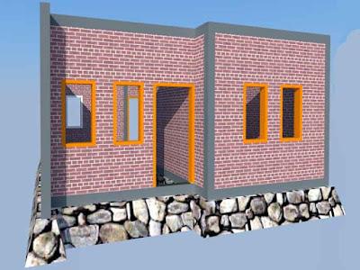 Cara Mudah Menghitung Kebutuhan Pasangan Tembok  Rumah Per 1 m2 Dengan Tepat 1