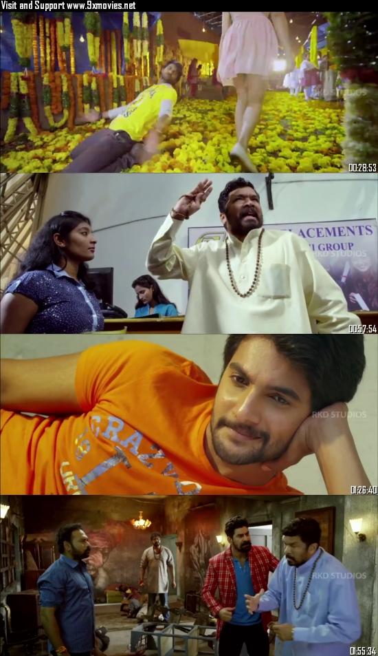Garam 2016 Hindi Dubbed 720p HDRip