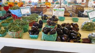 Farmer's Market at Strite's Orchard in Harrisburg Pennsylvania