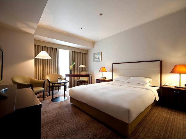 名古屋柏木美居酒店 The Cypress Mercure Hotel Nagoya - 客房