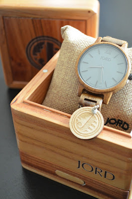 Jord Women's Wood Watch