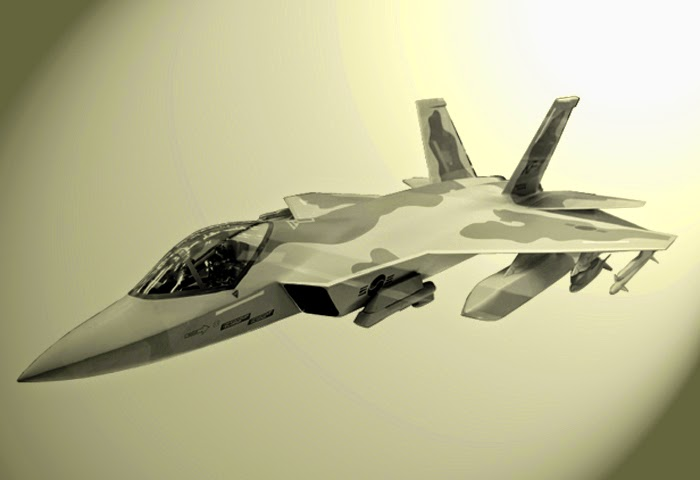 KFX/IFX Fighter