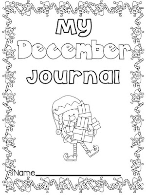 Teacher Mom of 3: Getting Merry With December Journal Prompts