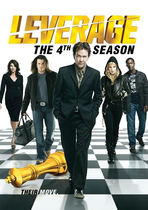 Leverage 2011: Season 4 - Full (18/18)