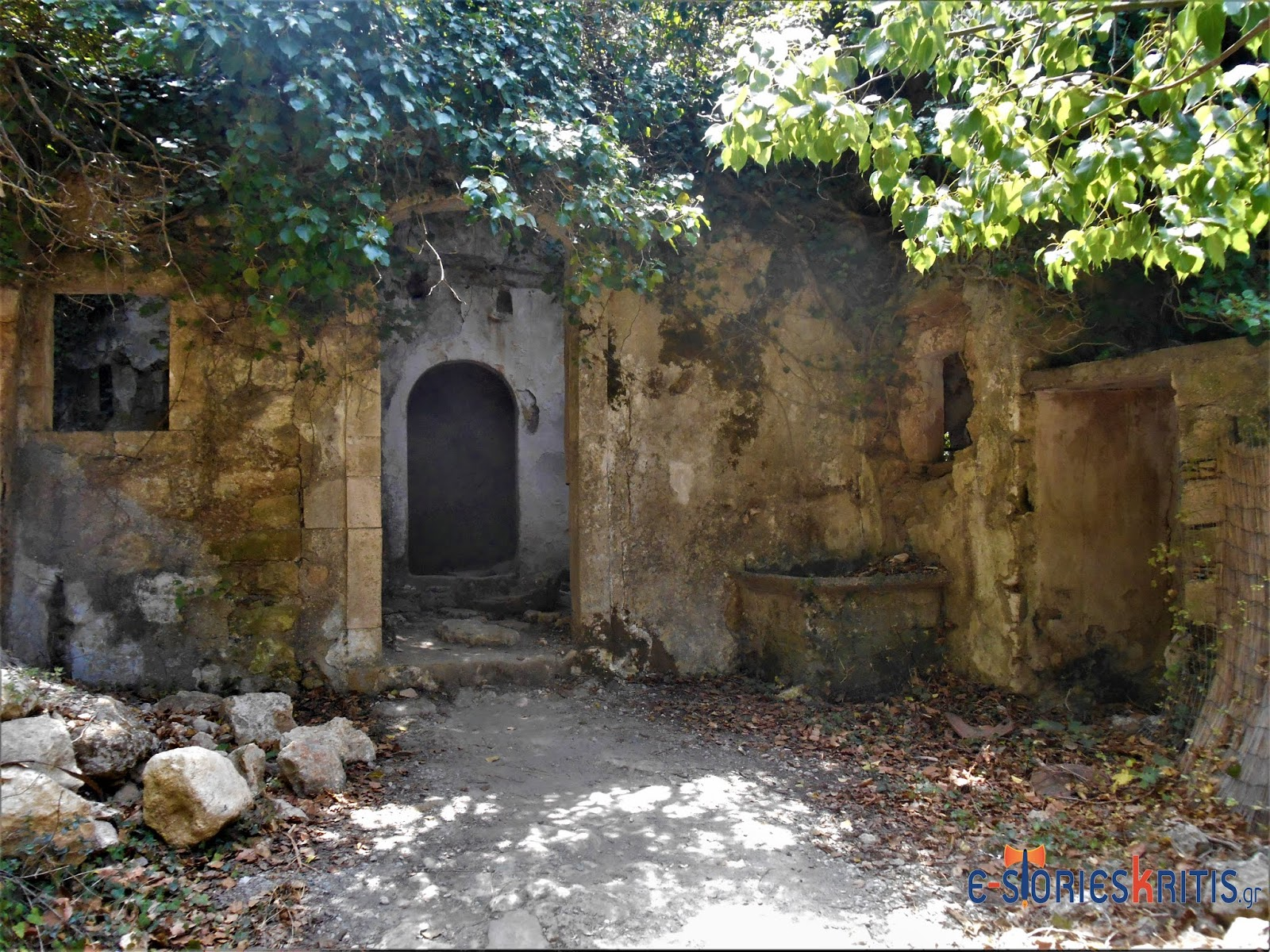 Φαράγγι των Μύλων, μια όαση δροσιάς έξω από το Ρέθυμνο - Ιστορίες, Ρεπορτάζ, Σχολιασμός Κρήτης Blog   e-storieskritis.gr